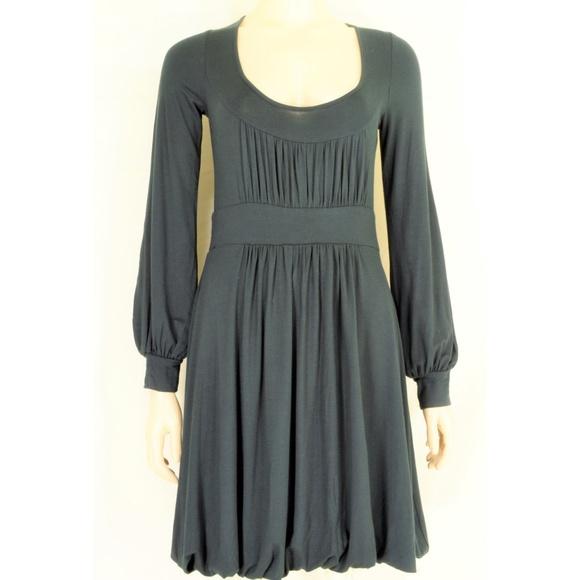 Vertigo Paris Dresses & Skirts - Vertigo-Paris-dress-S-NWT-black-bubble-hem-low-cu